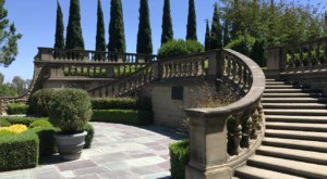 The Jaw-Dropping Mansion In Southern California That Everyone Should Tour At Least Once