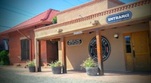 Dine Inside An Old Train Station At This Incredible Northern New Mexico Restaurant