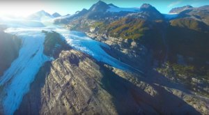 This Mesmerizing Drone Footage Takes You High Above The Alaska Countryside Like Never Before