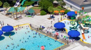 This Waterpark Campground In South Carolina Belongs At The Top Of Your Bucket List