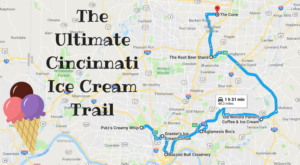 This Mouthwatering Ice Cream Trail In Cincinnati Is All You've Ever Dreamed Of And More