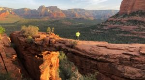This Bizarre Natural Wonder In Arizona May Test Your Resolve In More Ways Than One