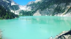 The Underrated Blanca Lake Trail In Washington Leads To A Hidden Turquoise Lake