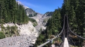 The Beautiful Bridge Hike In Washington That Will Completely Mesmerize You