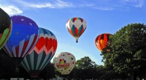 Spend The Day At This Hot Air Balloon Festival In New York For A Uniquely Colorful Experience