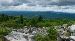 The Easy Trail In West Virginia That Will Take You To The Top Of The World