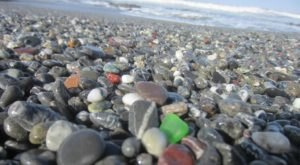 You'll Want To Visit These 7 Beaches For The Most Beautiful Oregon Sea Glass