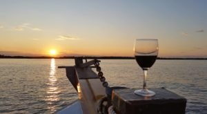 This Sunset Wine Cruise In New Hampshire Is The Perfect Summer Adventure