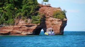 The Magical Boat Tour You Can Only Take In Michigan Will Bring Out Your Inner Explorer