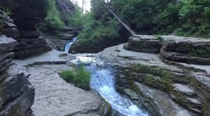 You'll Want To Take This Top Secret Trail To The Best Swimming Hole In South Dakota
