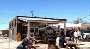 Some Of The Best Green Chile Burgers And Milkshakes In New Mexico Can Be Found At Shake Foundation