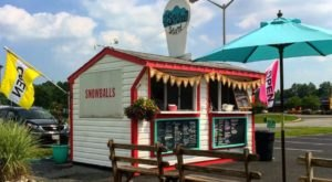 The 10 Best Snowball Stands Are Right Here In Maryland
