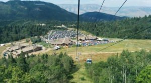 The Utah Ski Valley That's An Oasis In The Summer