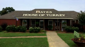 The One Unique Restaurant In Alabama That Only Serves Turkey