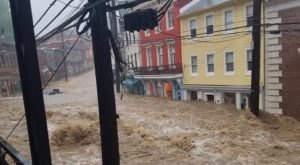 These 15 Photos Show Just How Powerful The Flood In Maryland Really Was