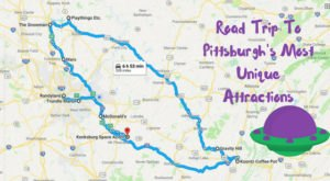 Take This Quirky Road Trip To Visit Pittsburgh's Most Unique Roadside Attractions