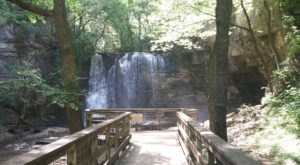 Discover One Of Ohio's Most Majestic Waterfalls – No Hiking Necessary