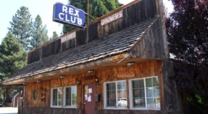 The Remote Cabin Restaurant In Northern California That Serves Up The Most Delicious Food