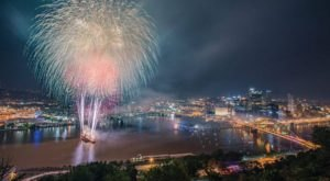 You Won't Want To Miss The 6 Most Enchanting Fireworks Displays In All Of Pittsburgh