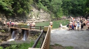 The Natural Swimming Hole In New York That Will Take You Back To The Good Ole Days