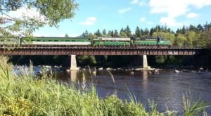Ride The Rails Through New York's Countryside On This Historic Train