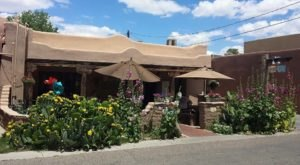 Dine Inside One Of New Mexico's Oldest Adobe Houses And Prepare To Be Blown Away