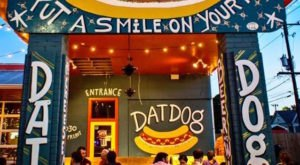 The Most Outrageous Hot Dogs Are Hiding At This Funky Restaurant In Louisiana