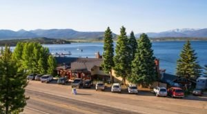 Watch Boats Come In At This Charming Dockside Restaurant In Colorado