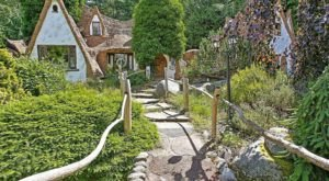 Snow White's House Is For Sale In This Storybook Small Town On The West Coast