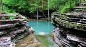 This 5-Mile Hike In Arkansas Leads To The Dreamiest Swimming Hole