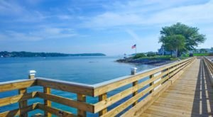 Most People Don't Know About The History Of This Beautiful Maine Island