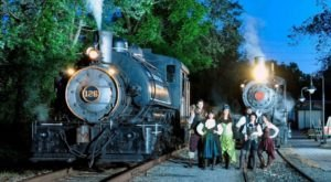Ride The Rails Through Delaware's Countryside On This Historic Train