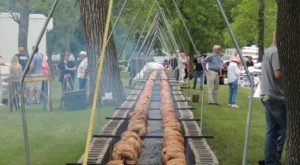 The Ultimate Turkey BBQ Is Happening In This North Dakota Small Town And You'll Want To Go