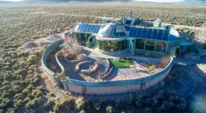 Tour These Off-The-Grid Homes In New Mexico For A Glimpse Into The Future