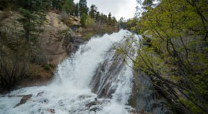Your Kids Will Love This Easy 1-Mile Waterfall Hike Right Here In Colorado