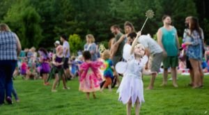This One-of-a-kind Summer Festival In Arkansas Is Downright Enchanting