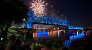 7 Fireworks Displays In Arkansas That Put All Others To Shame