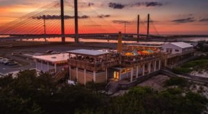 The 360 Degree Ocean View At This Delaware Restaurant Will Completely Enchant You