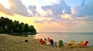 The Top Secret Beach Near Cleveland That Will Make Your Summer Complete