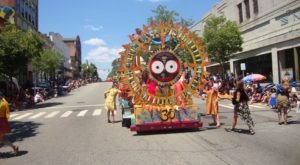 The Most Bizarre 4th Of July Parade Takes Place In This Small Town In Connecticut