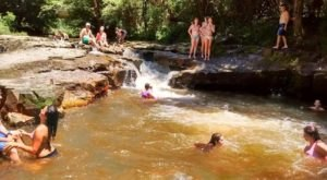 The Natural Swimming Hole In Mississippi That Will Take You Back To The Good Ole Days