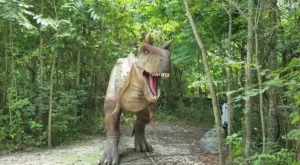 You Have To Visit This Incredible Dinosaur Forest In Louisiana