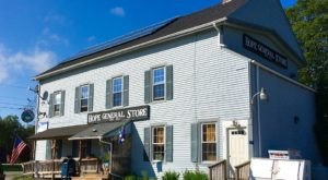 A Trip To The Oldest Grocery Store In Maine Is Like Stepping Back In Time