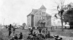 Arkansas Schools In The Early 1900s Are Nothing Like They Are Today