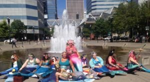 The Whimsical Mermaid Parade In Oregon You Don't Want To Miss