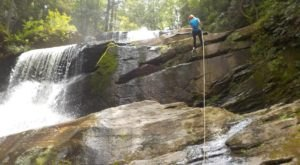 Walk Up A Waterfall For A Once In A Lifetime Adventure In North Carolina
