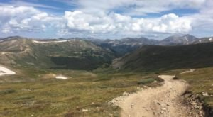 10 Stunning Photos From Along The Longest Hiking Trail In The Continental U.S.