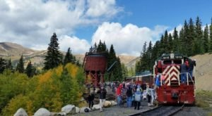 There's A BBQ Train Ride Happening In Colorado And It's As Delicious As It Sounds
