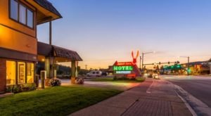 You'll Want To Visit The Historic Colorado Motel That Hasn't Changed In 6 Decades