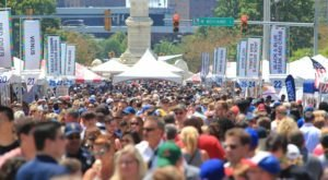The Most Mouthwatering Food Fest In The Country Is Happening In Buffalo And You Won't Want To Miss It